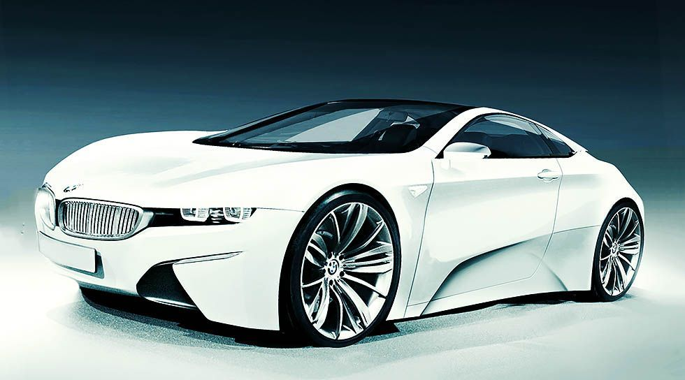 BMW i8 I Restyling 2017 - now Coupe #2