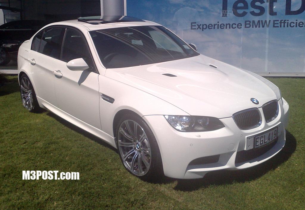BMW M3 IV (E90) 2007 - 2013 Coupe #1