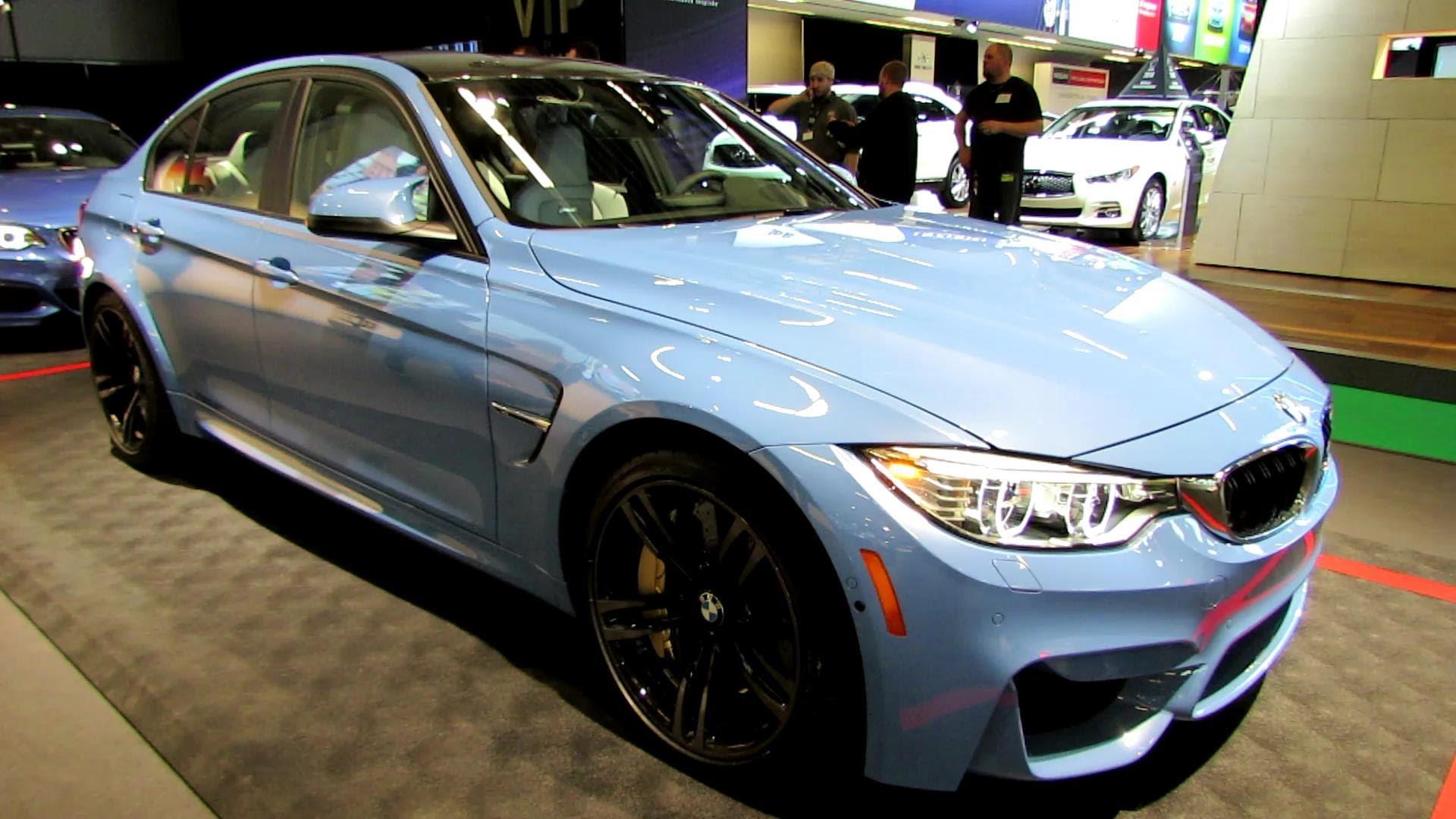 BMW M3 V (F80) 2014 - now Sedan #6