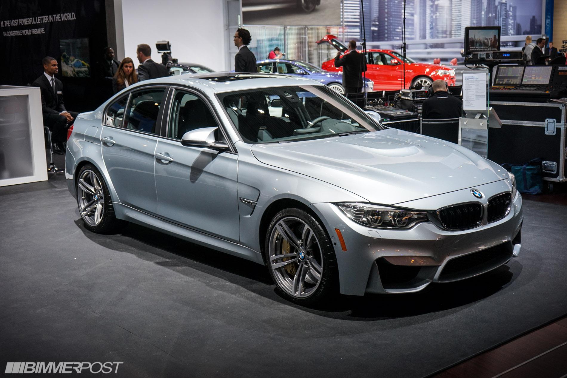BMW M3 V (F80) 2014 - now Sedan #5