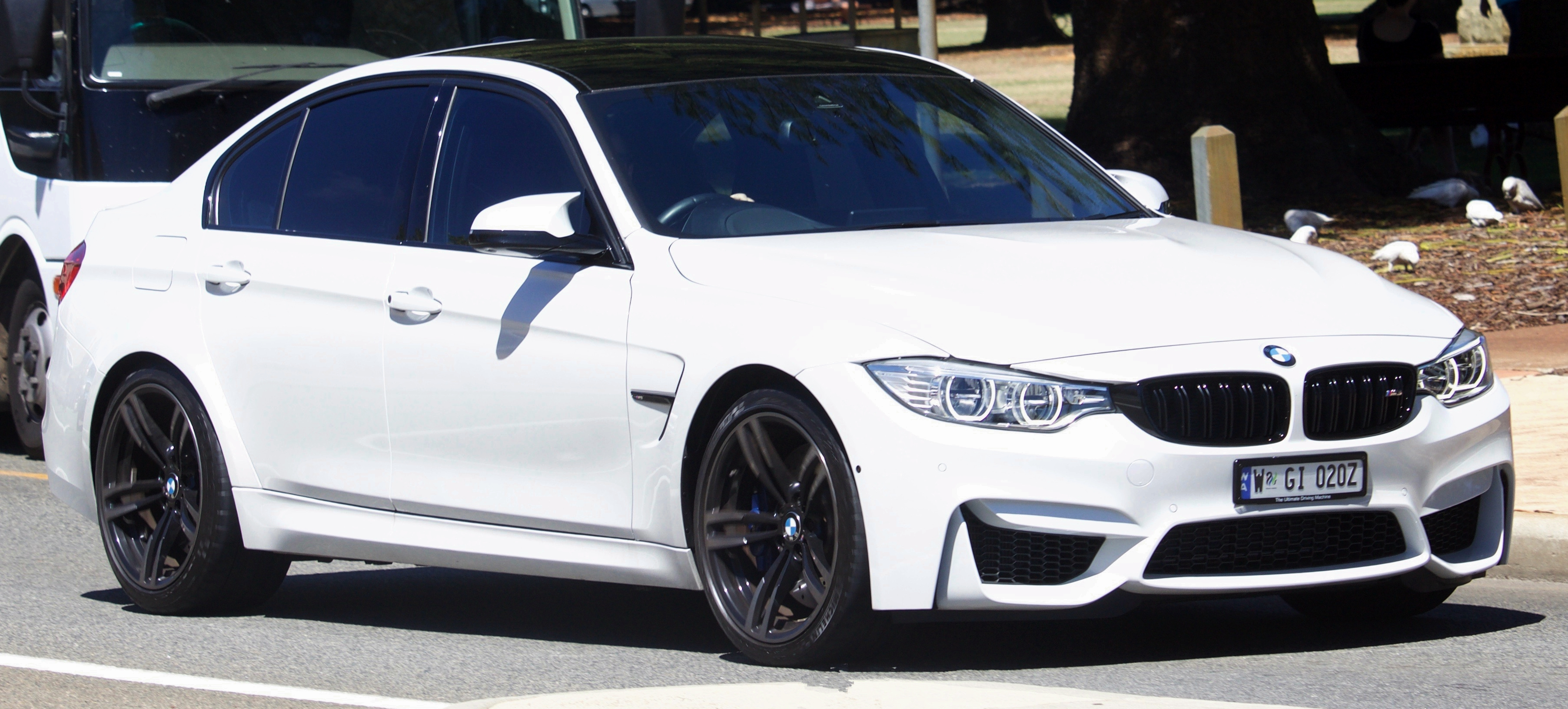 BMW M3 V (F80) 2014 - now Sedan #3