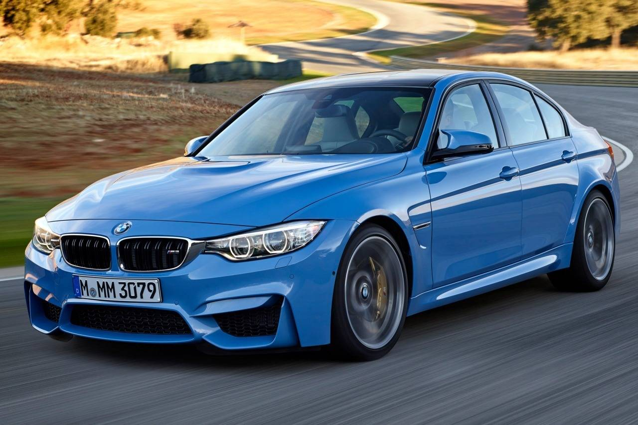 BMW M3 V (F80) 2014 - now Sedan #1
