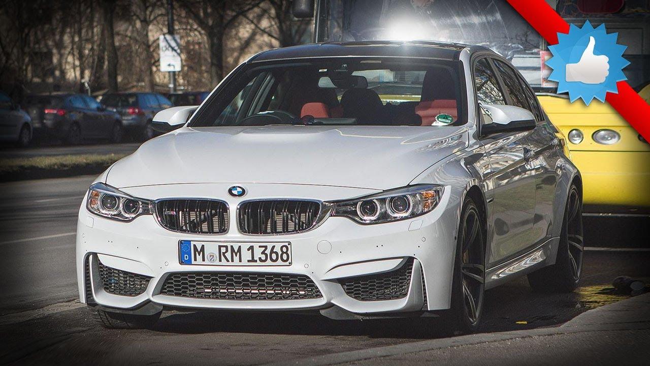 BMW M3 V (F80) 2014 - now Sedan #8
