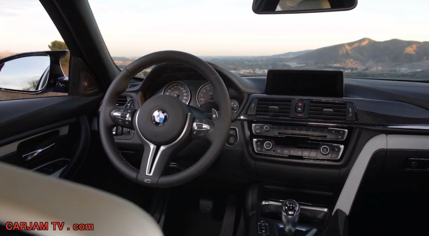 BMW M3 V (F80) 2014 - now Sedan #7