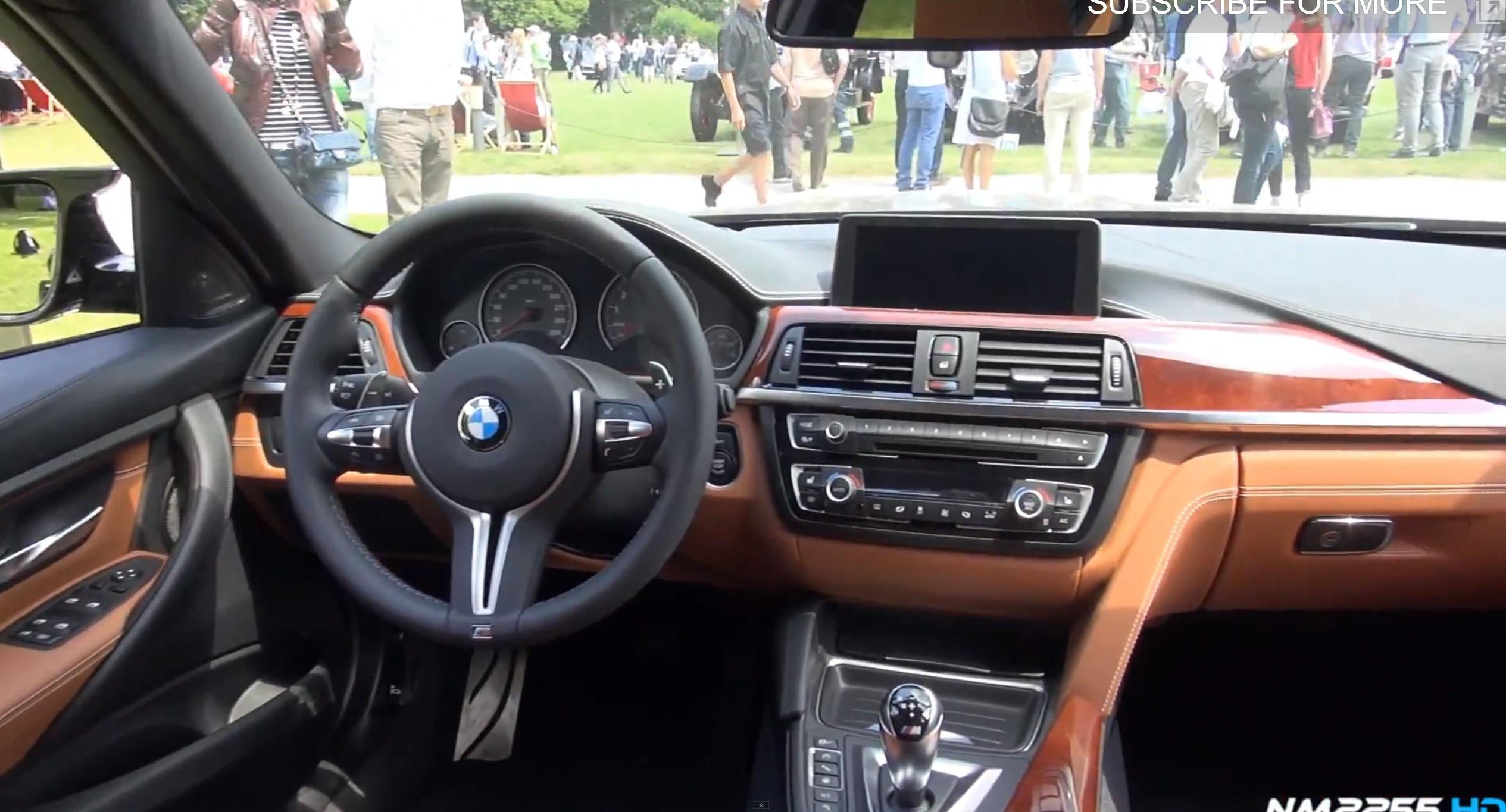 BMW M3 V (F80) 2014 - now Sedan #4