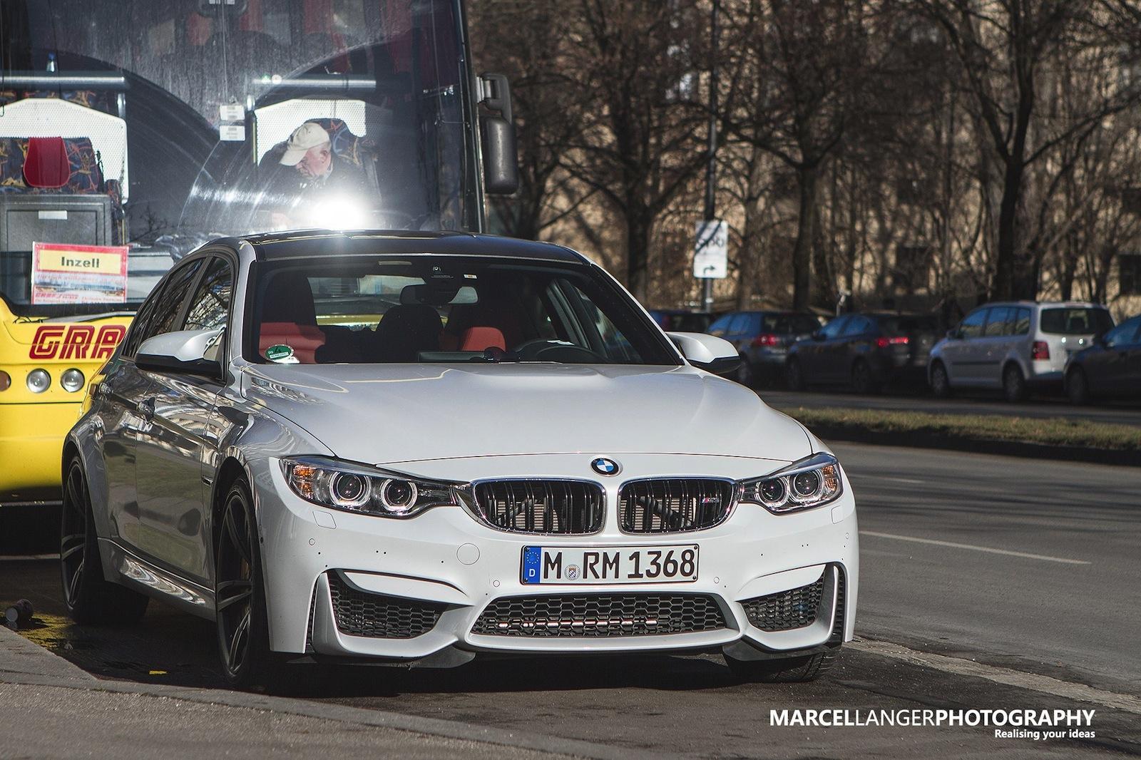 BMW M3 V (F80) 2014 - now Sedan #2