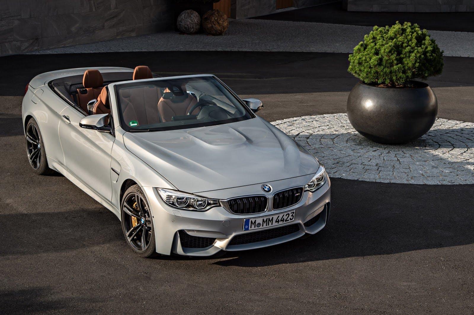 BMW M4 F82/F83 2014 - now Cabriolet #5