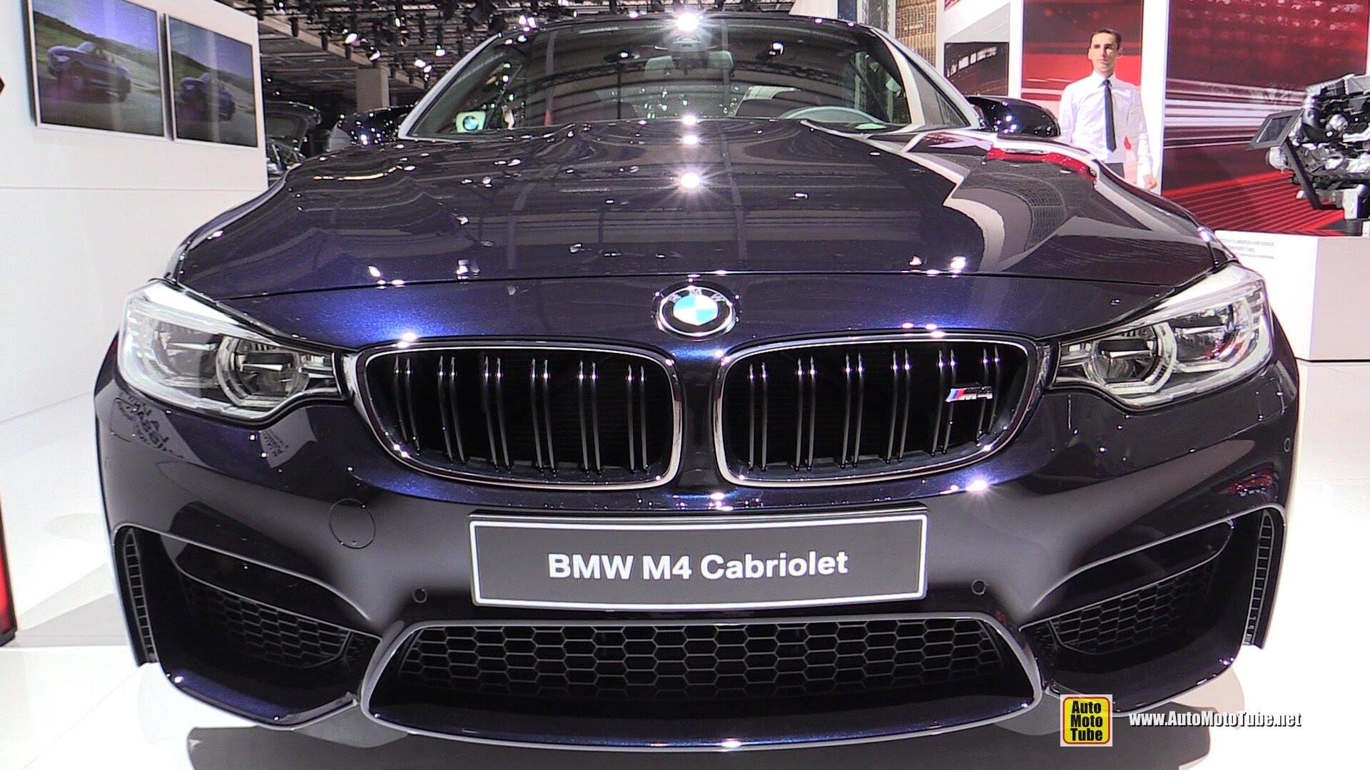 BMW M4 F82/F83 2014 - now Cabriolet #2