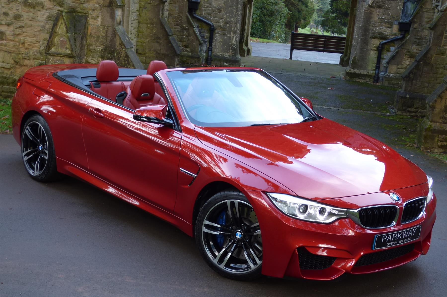 BMW M4 F82/F83 2014 - now Cabriolet #1