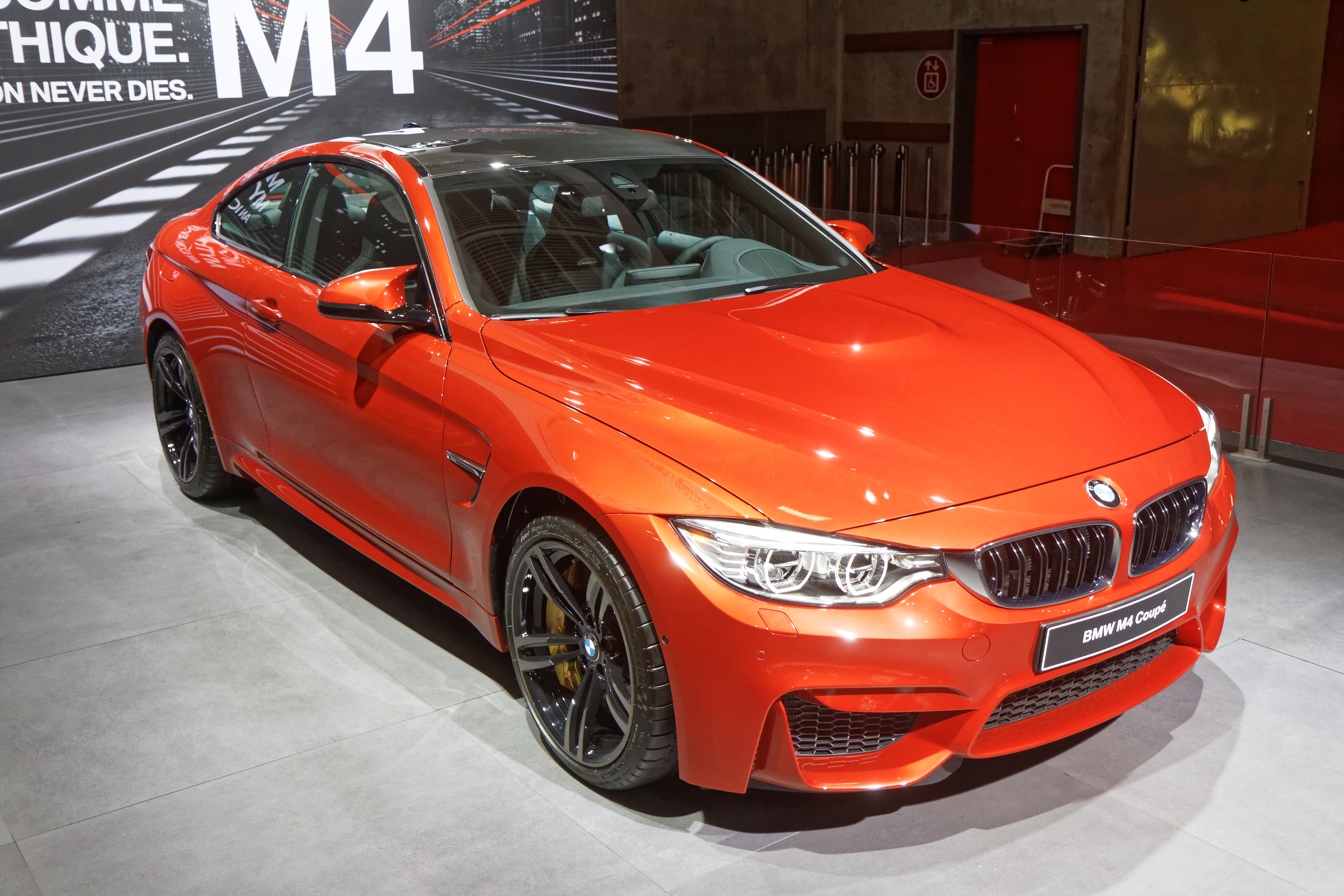 BMW M4 F82/F83 2014 - now Cabriolet #3