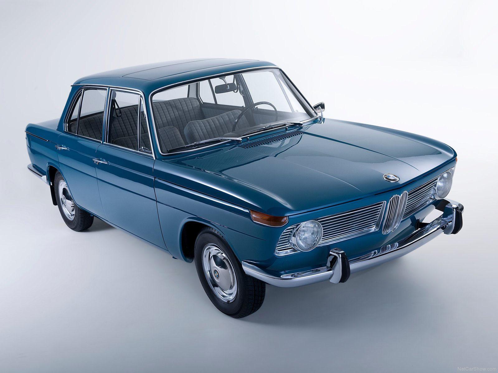 BMW New Class 1500 1962 - 1964 Sedan #5