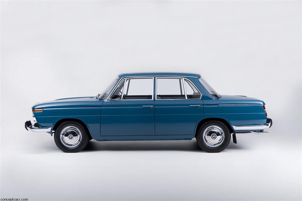 BMW New Class 1500 1962 - 1964 Sedan #7