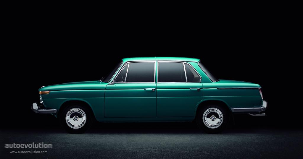 BMW New Class 1500 1962 - 1964 Sedan #2