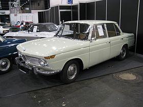 BMW New Class 2000 1966 - 1972 Sedan #7
