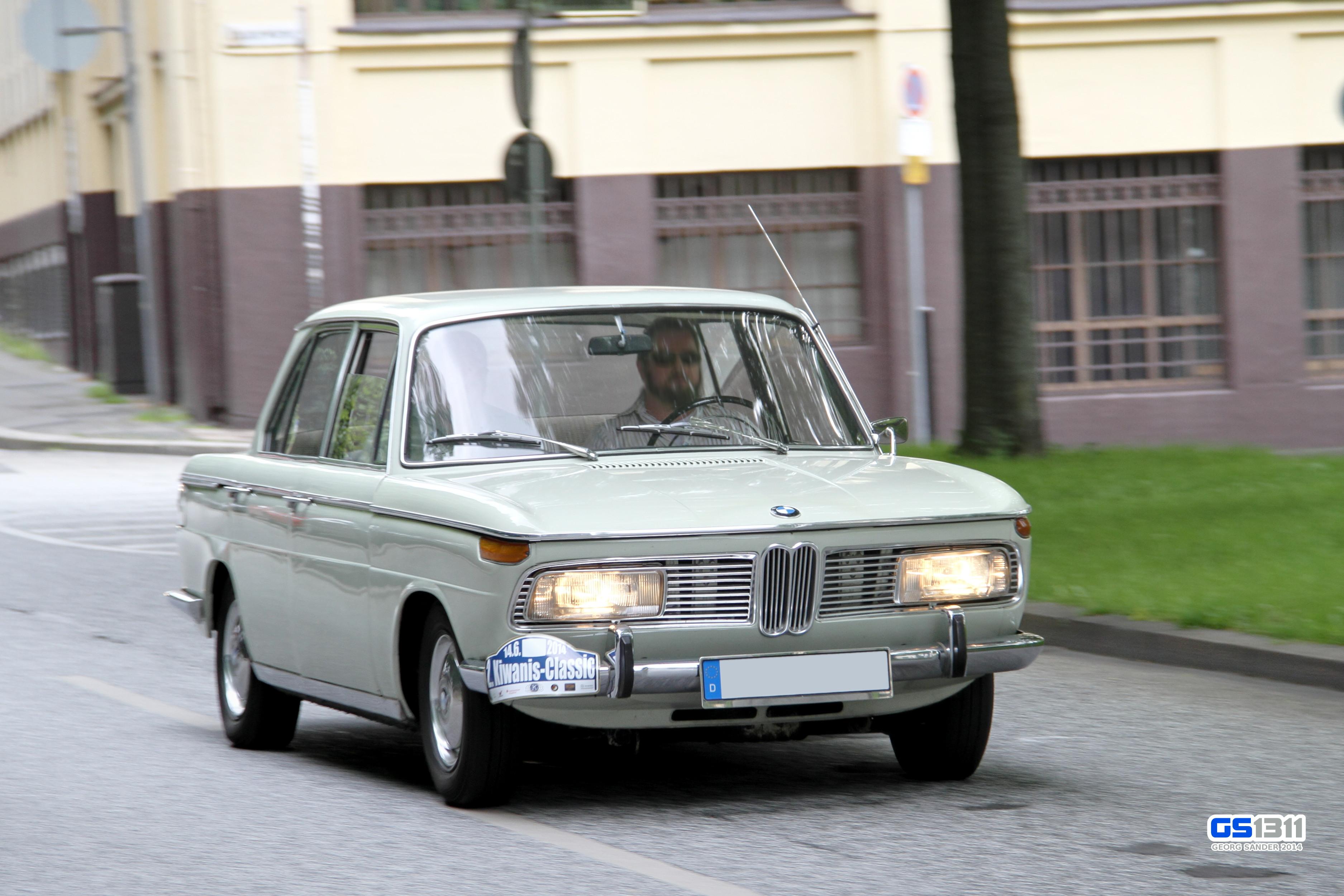 BMW New Class 2000 1966 - 1972 Sedan :: OUTSTANDING CARS