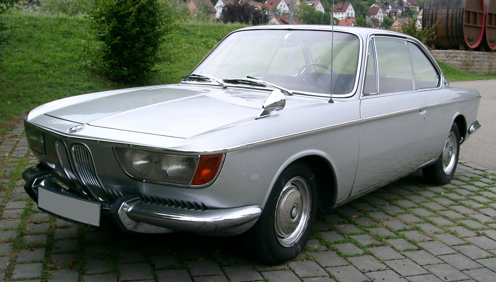 BMW New Class 2000 1966 - 1972 Sedan #3