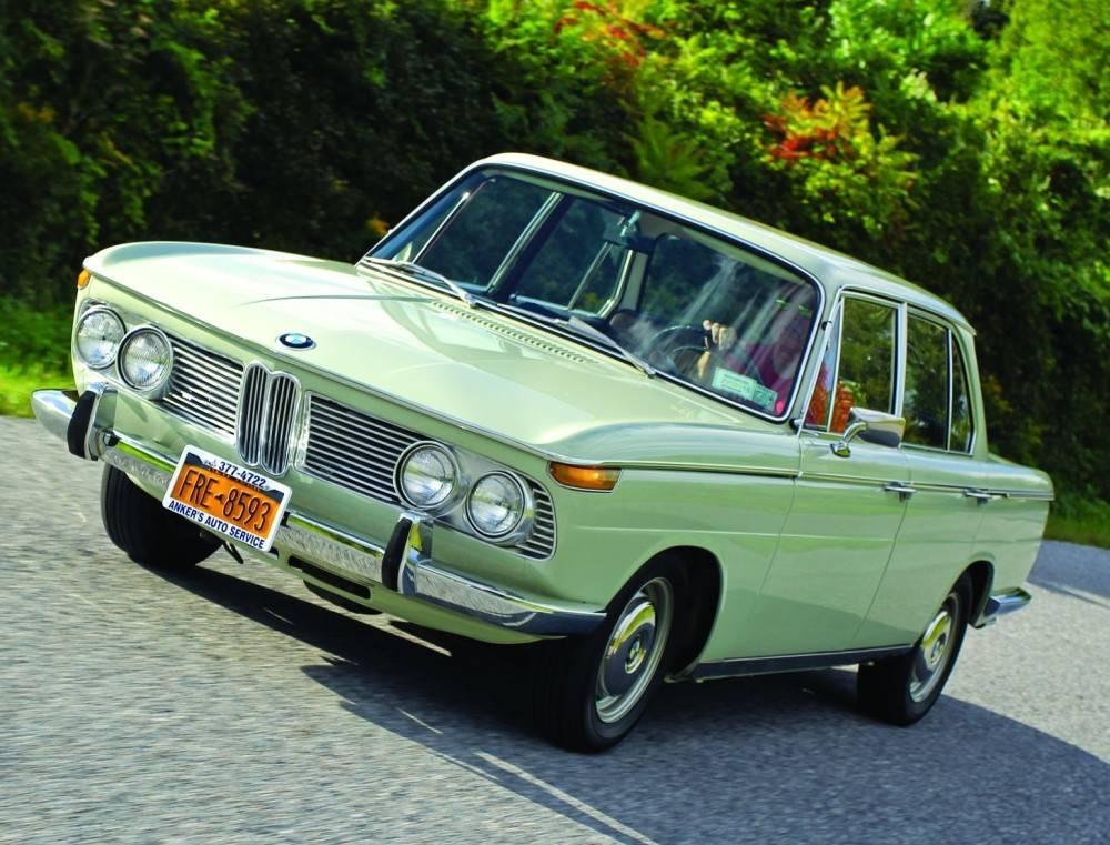 BMW New Class 2000 1966 - 1972 Sedan #5