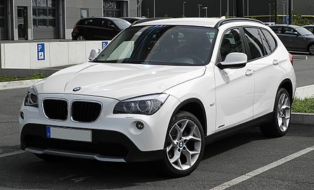 BMW X1 I (E84) 2009 - 2012 SUV 5 door #7