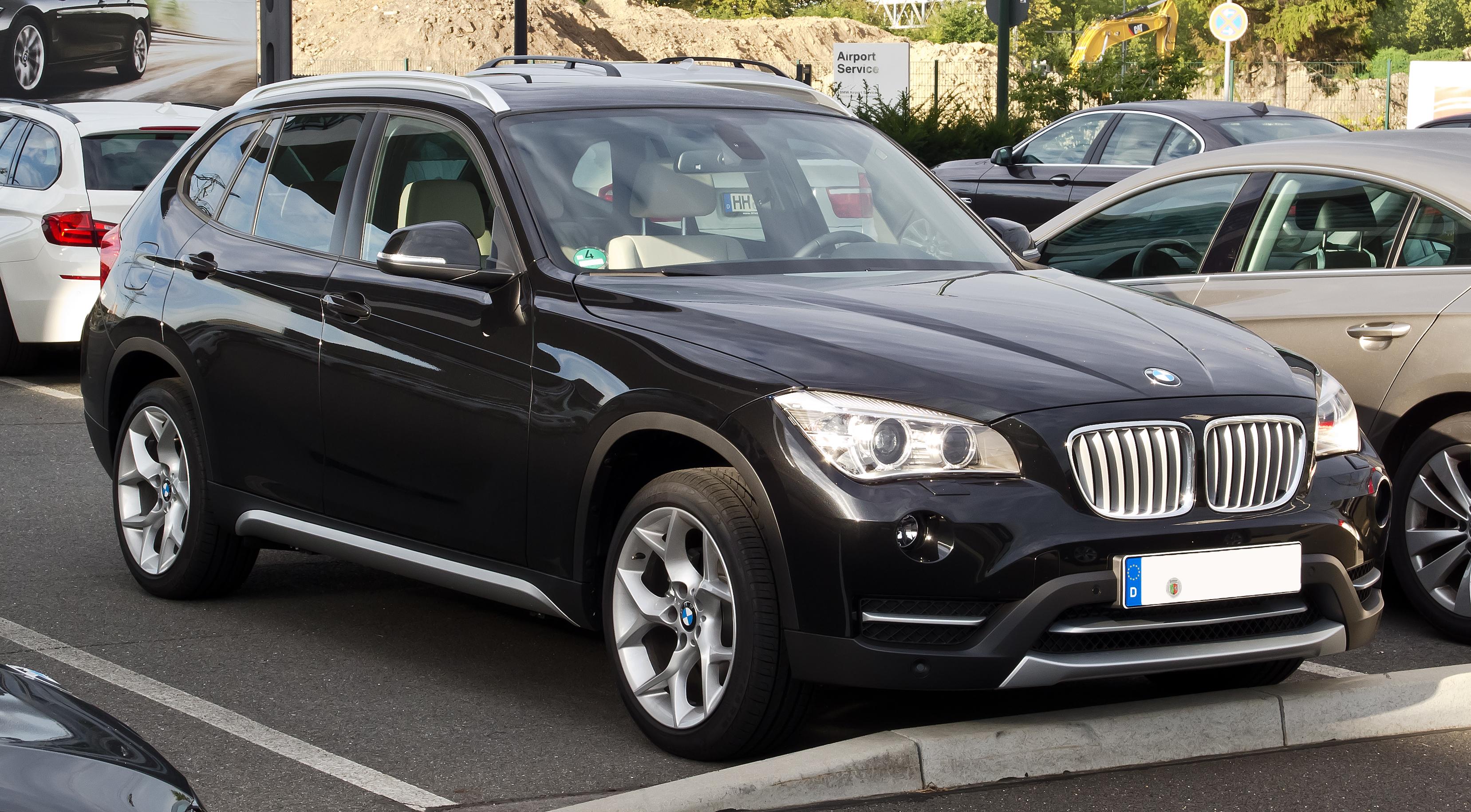 BMW X1 I (E84) Restyling 2012 - 2015 SUV 5 door #3