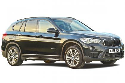 BMW X1 II (F48) 2015 - now SUV 5 door #1