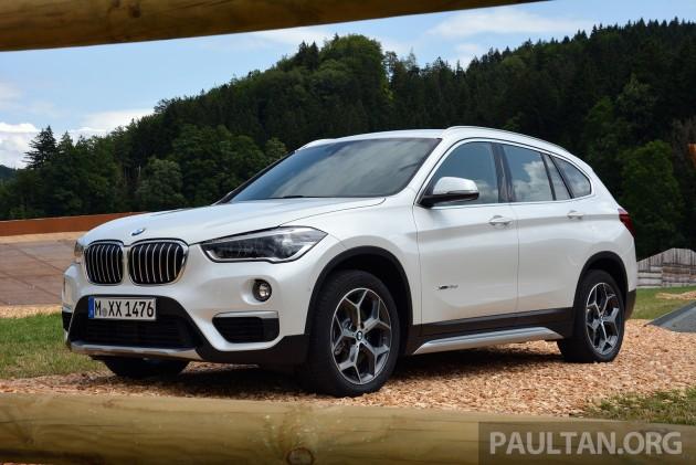 BMW X1 II (F48) 2015 - now SUV 5 door #5