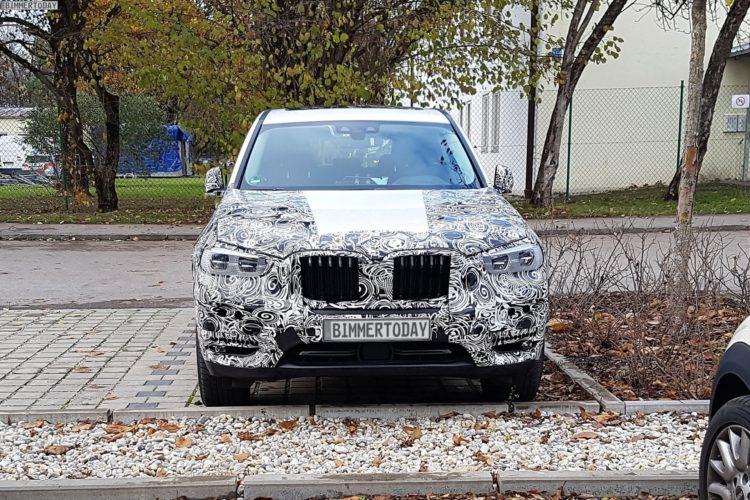 BMW X3 III (G01) 2017 - now SUV 5 door #5
