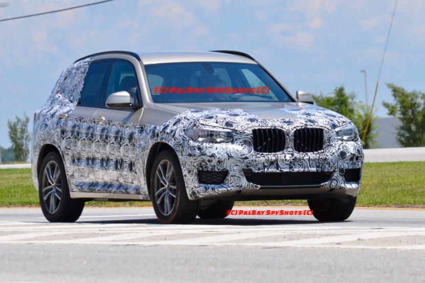 BMW X3 III (G01) 2017 - now SUV 5 door #2