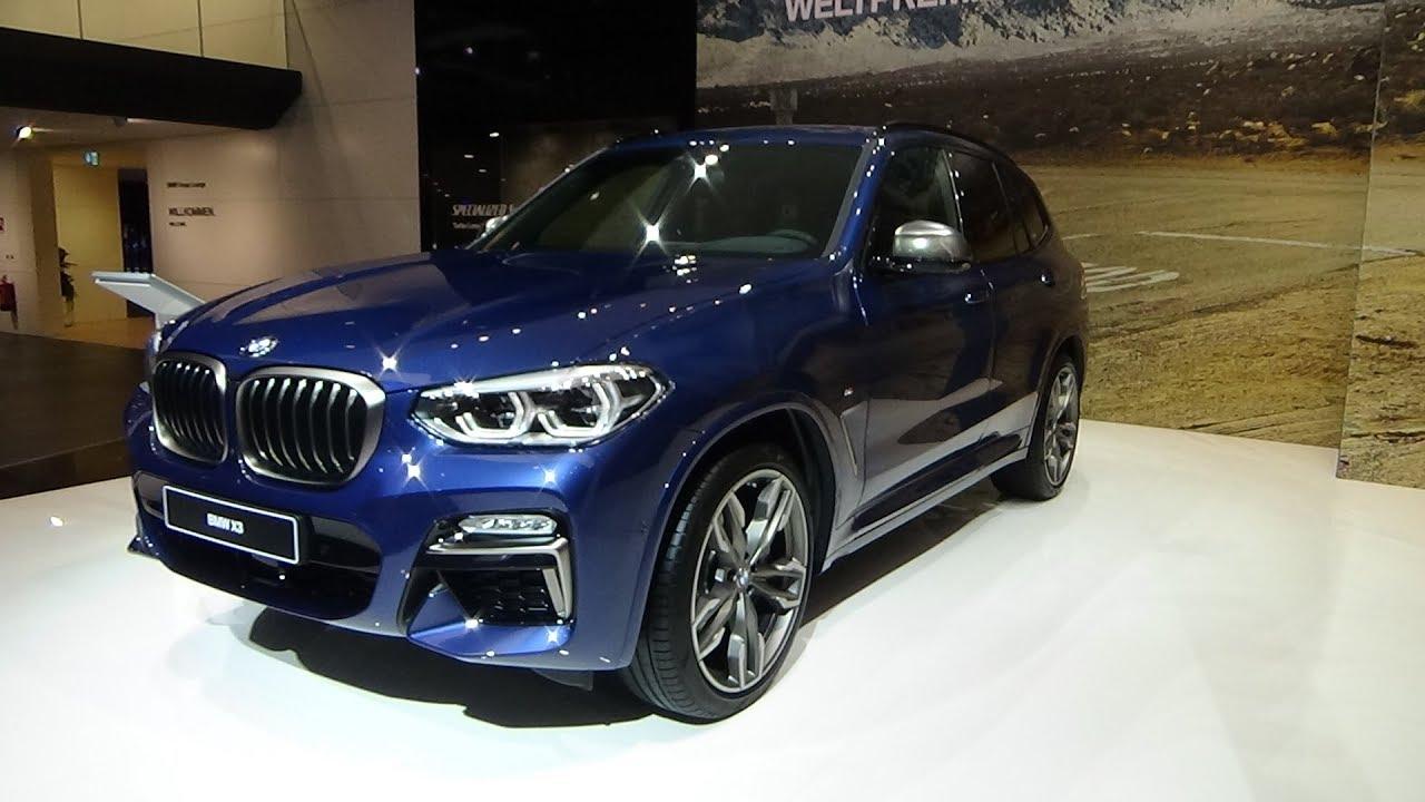BMW X3 III (G01) 2017 - now SUV 5 door #7