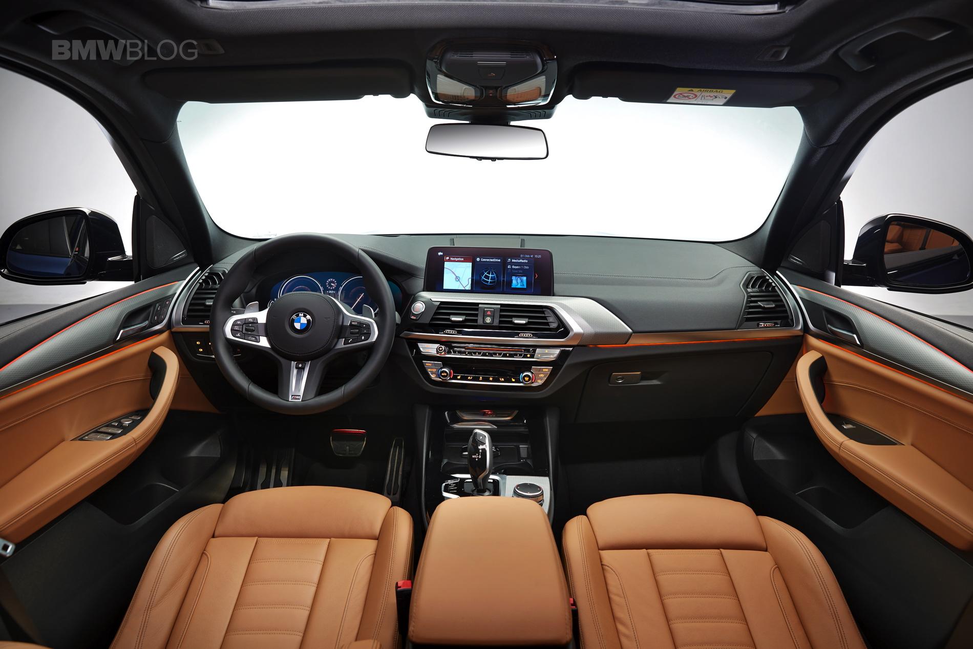 BMW X3 III (G01) 2017 - now SUV 5 door #8