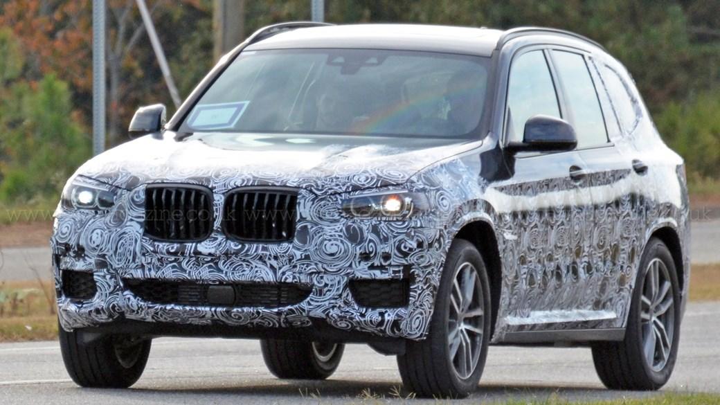 BMW X3 III (G01) 2017 - now SUV 5 door #3