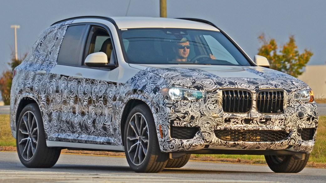 BMW X3 III (G01) 2017 - now SUV 5 door #4