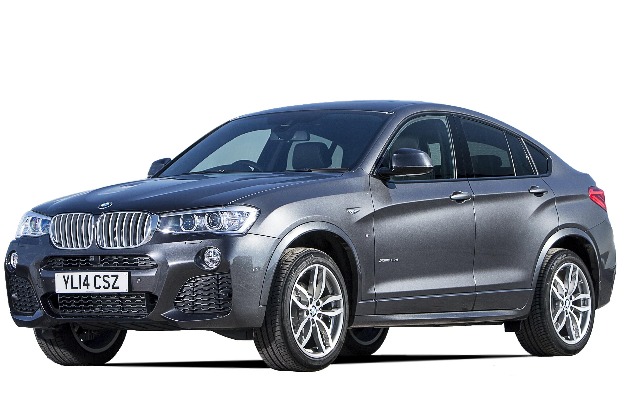 BMW X4 2014 - now SUV 5 door #5