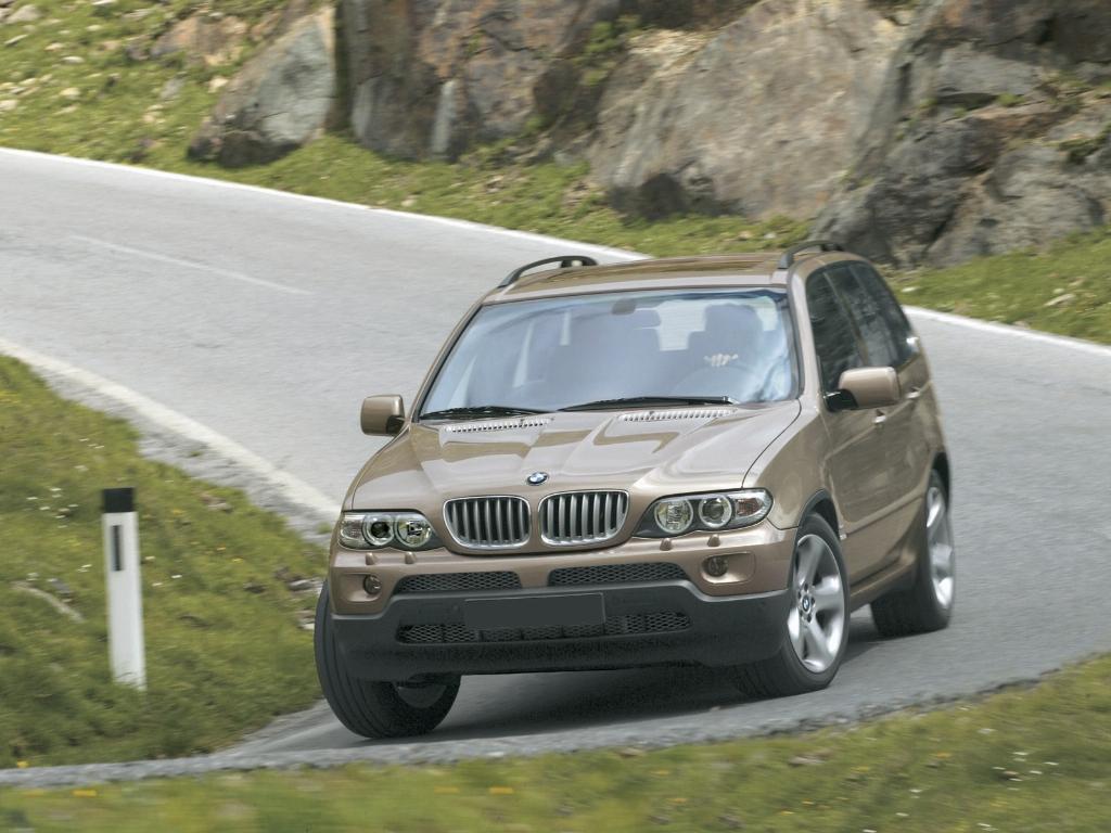 BMW X5 I (E53) 1999 - 2003 SUV 5 door #2