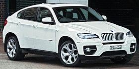 BMW X6 I (E71) 2007 - 2012 SUV 5 door #4