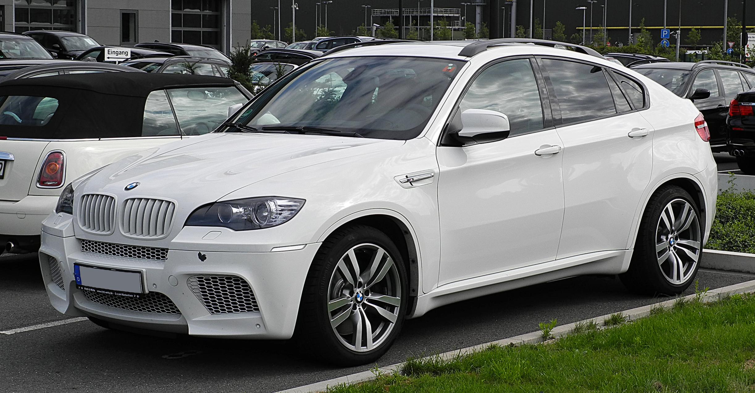 BMW X6 I (E71) 2007 - 2012 SUV 5 door #2