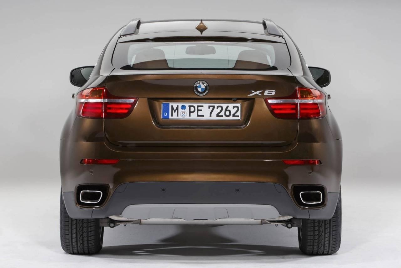 BMW X6 M I (E71) 2009 - 2012 SUV 5 door #8
