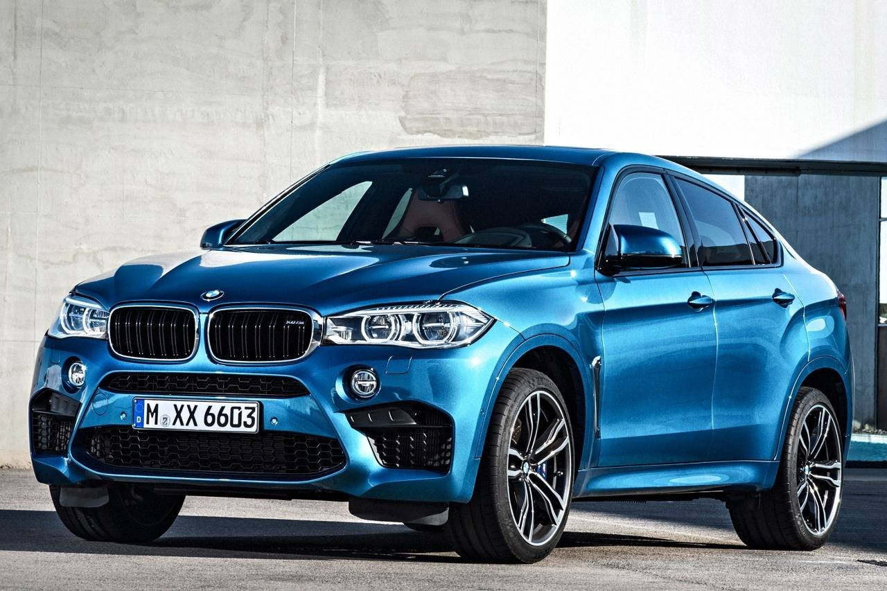 BMW X6 M II (F86) 2014 - now SUV 5 door #6