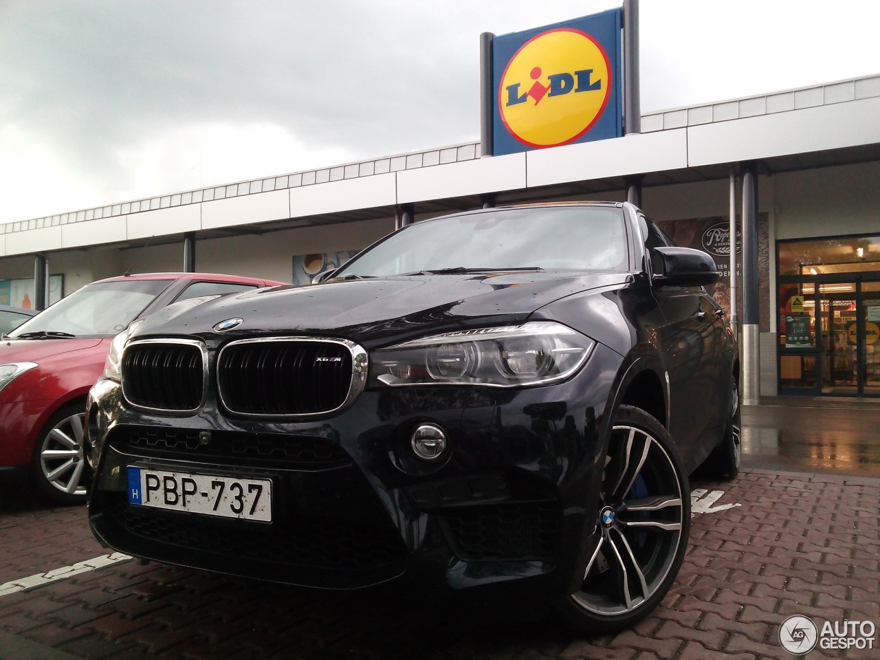 BMW X6 M II (F86) 2014 - now SUV 5 door #1