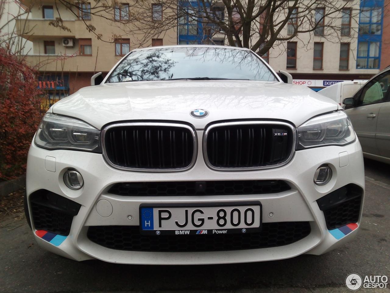 BMW X6 M II (F86) 2014 - now SUV 5 door #3