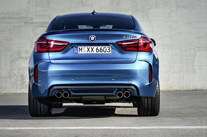 BMW X6 M II (F86) 2014 - now SUV 5 door #2