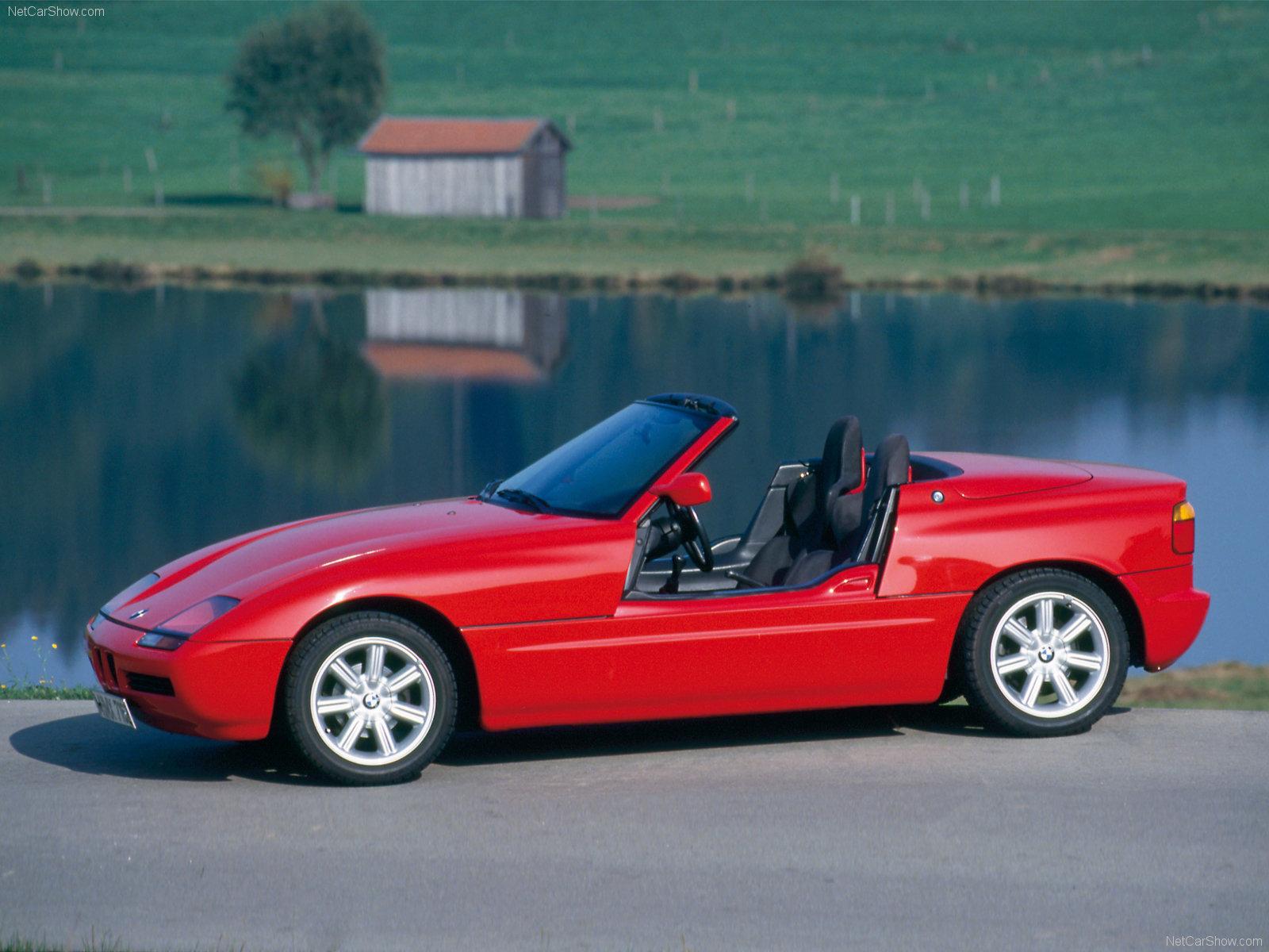 BMW Z1 1989 - 1991 Roadster #1