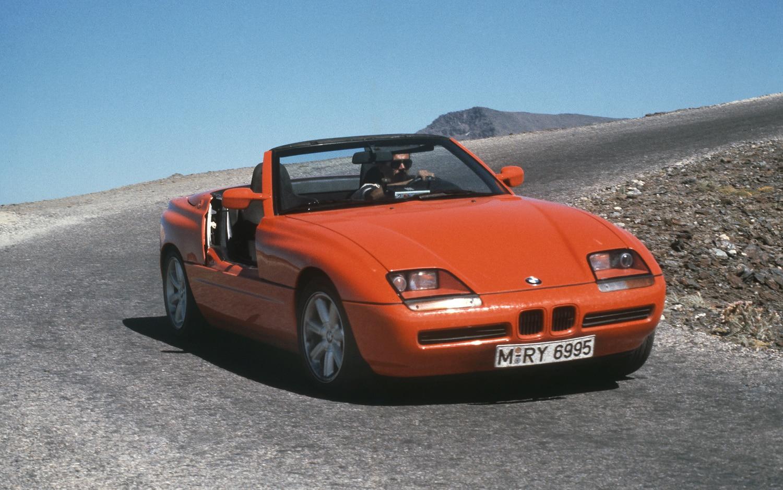 BMW Z1 1989 - 1991 Roadster #5