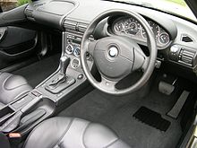 BMW Z3 I Restyling 2000 - 2002 Coupe #8