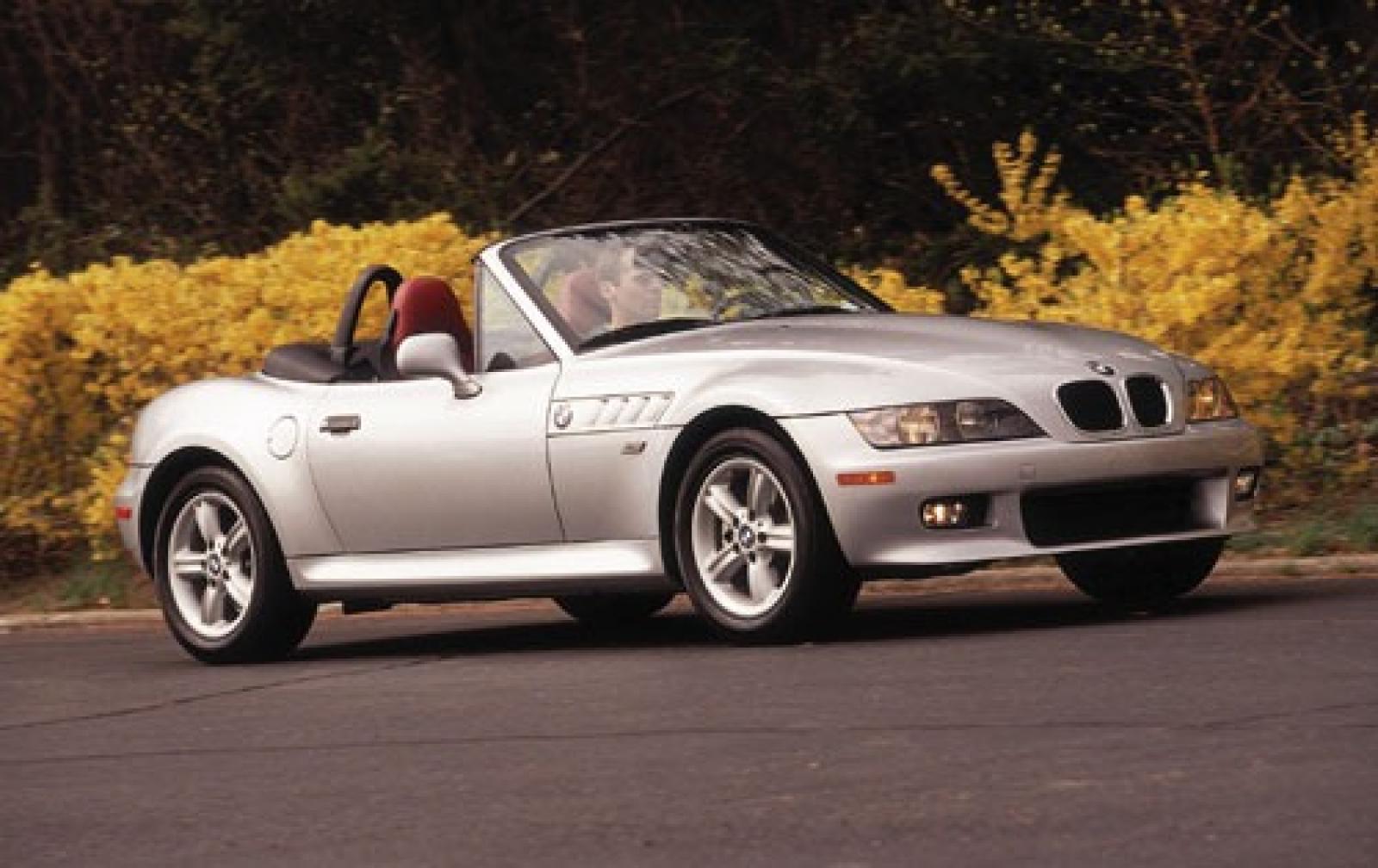 BMW Z3 I 1995 - 2000 Roadster #3