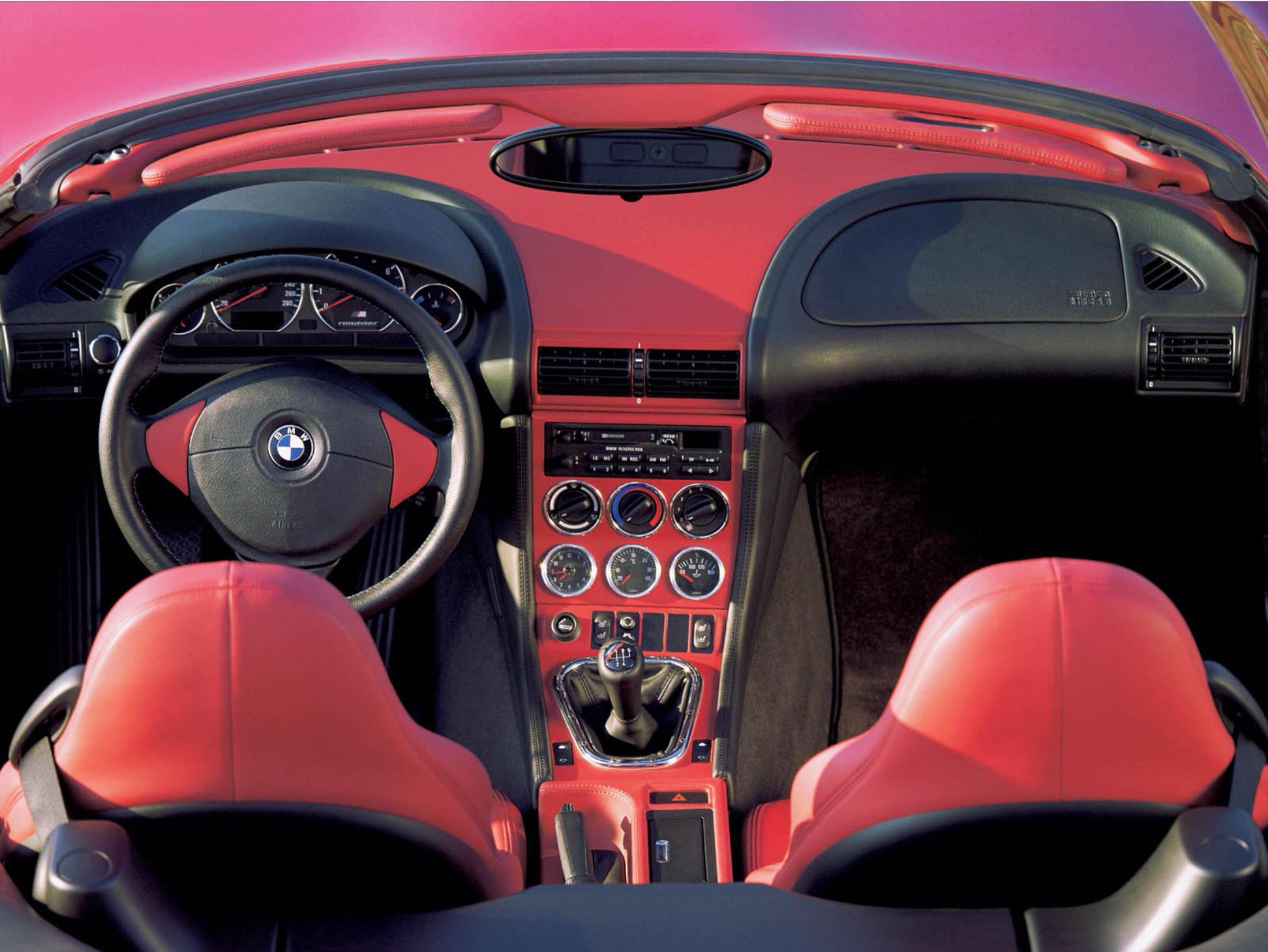 BMW Z3 I 1995 - 2000 Roadster #5