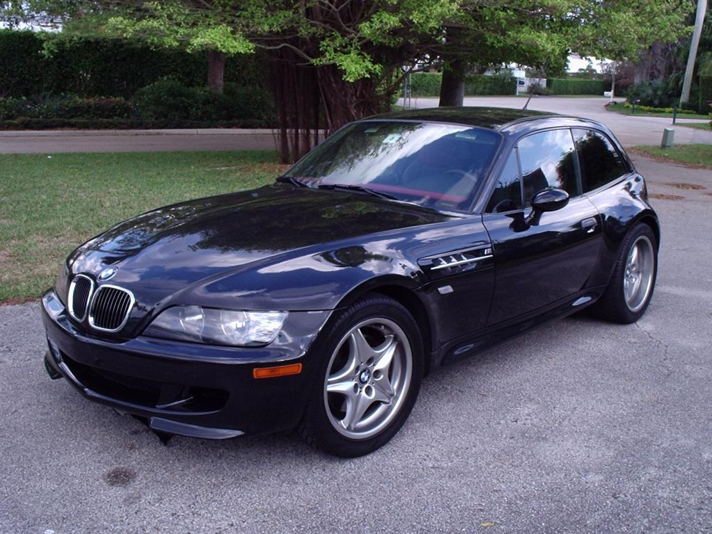 BMW Z3 I Restyling 2000 - 2002 Coupe #6