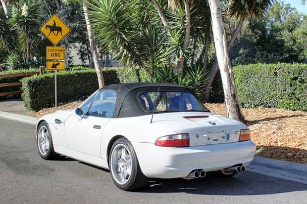 BMW Z3 I Restyling 2000 - 2002 Coupe #2