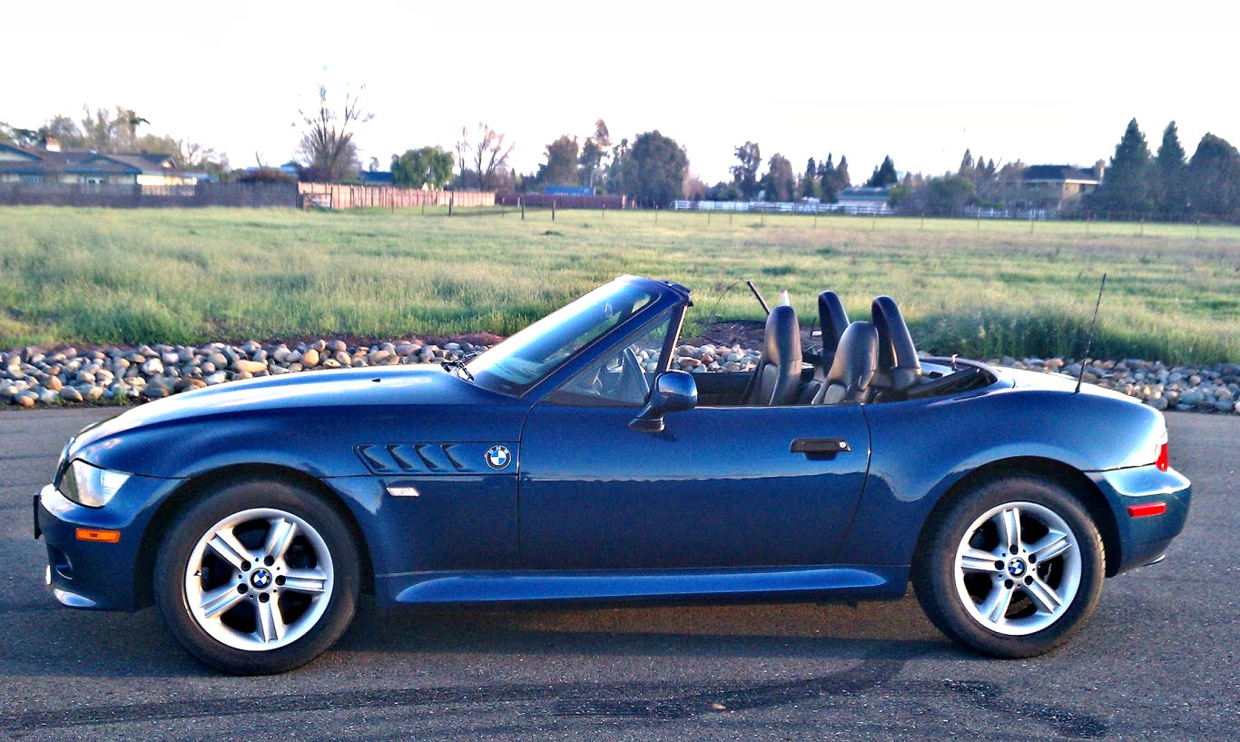 BMW Z3 I Restyling 2000 - 2002 Coupe #3