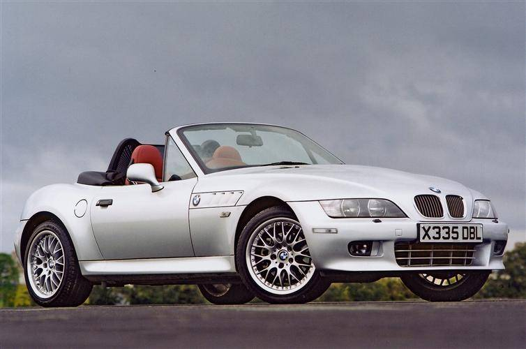 BMW Z3 I Restyling 2000 - 2002 Coupe #1