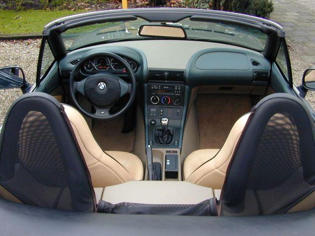 BMW Z3 I Restyling 2000 - 2002 Roadster #3